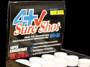 4+ Sure Shot