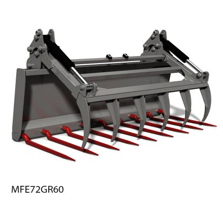 Manure Fork & Utility Grapple