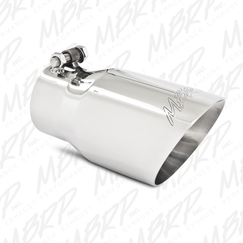 Tip, 4 O.D., Dual Wall Angled, 3 inlet, 8 length, T304
