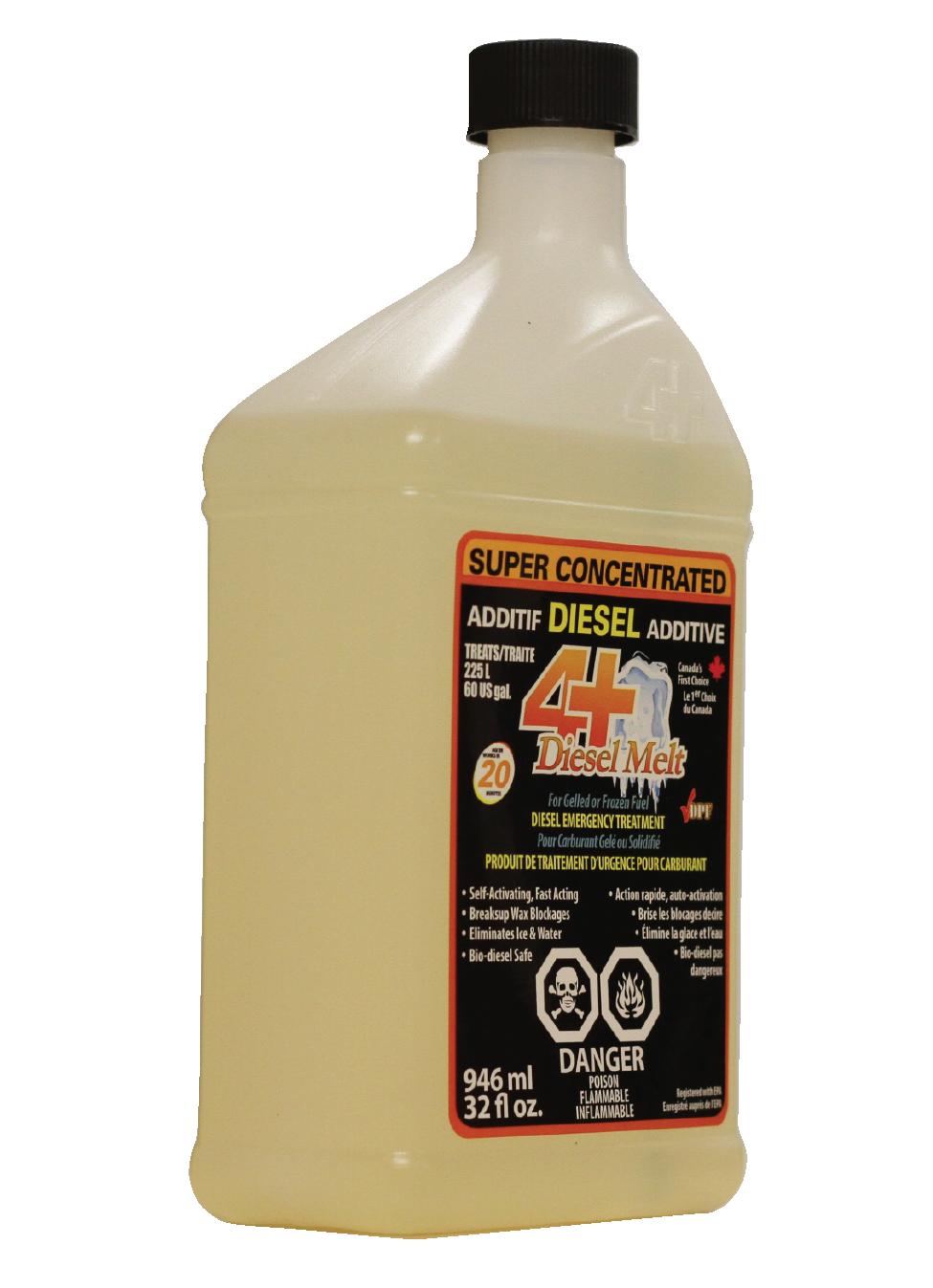 4+ Diesel Melt .5L