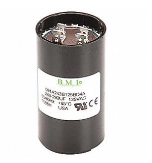 Can Crank Capacitor