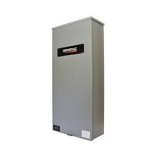 Generac Smart Switch 400 Amp Service rated 120/240 single phase NEMA 3R CUL Approved