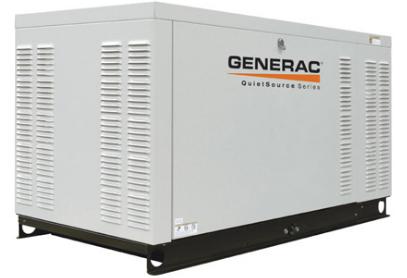 Generac Quietsource Series 22, 27, 36, 48 KW