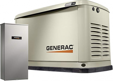 GUARDIAN SERIES - 8, 10, 14, 17, 20, 25, 30, 45, 60 kW Generator
