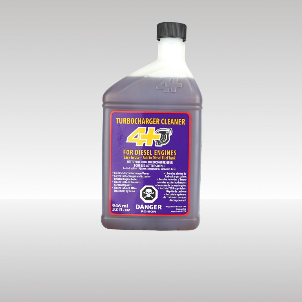 Turbocharger Cleaner Fuel Additive